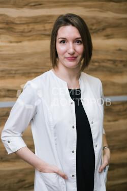Диденко Юлия Владимировна.Неврология, Заведующий отделением неврологии, Отоневролог