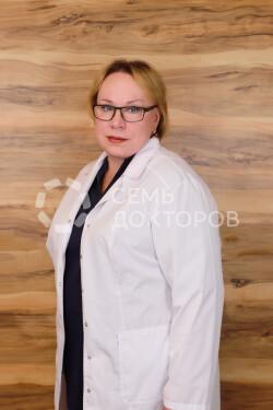 Купцова Марина Эдуардовна.Мануальная терапия, Неврология, Главный врач, Невролог, Мануальный терапевт