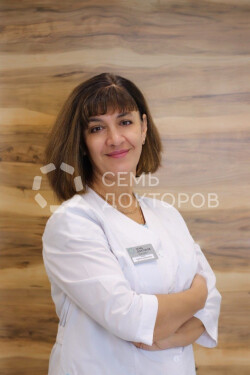 Егунян Анжела Шаликовна.Гинекология, Акушер-гинеколог, Врач УЗИ, Кандидат медицинских наук
